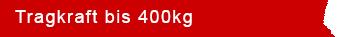 Laufschiene Tragkraft 400kg