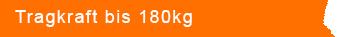Laufschiene Tragkraft 180kg